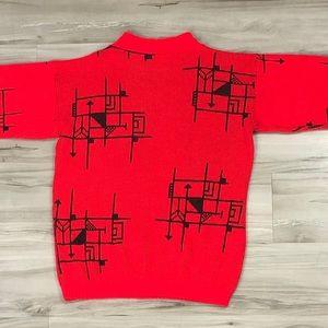 PERFECT Geometric Sweater